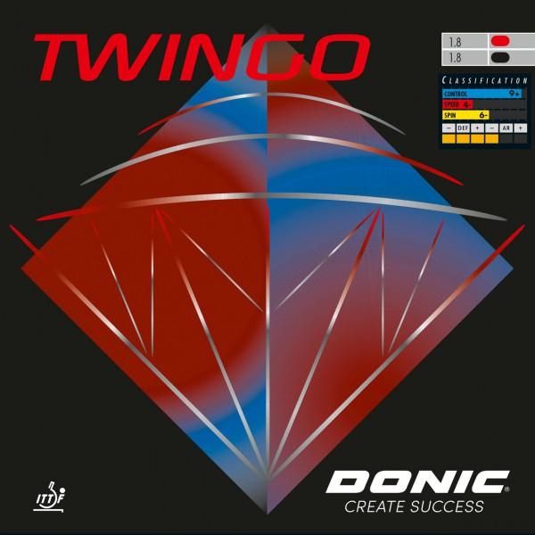 Tischtennis Belag DONIC Twingo Cover