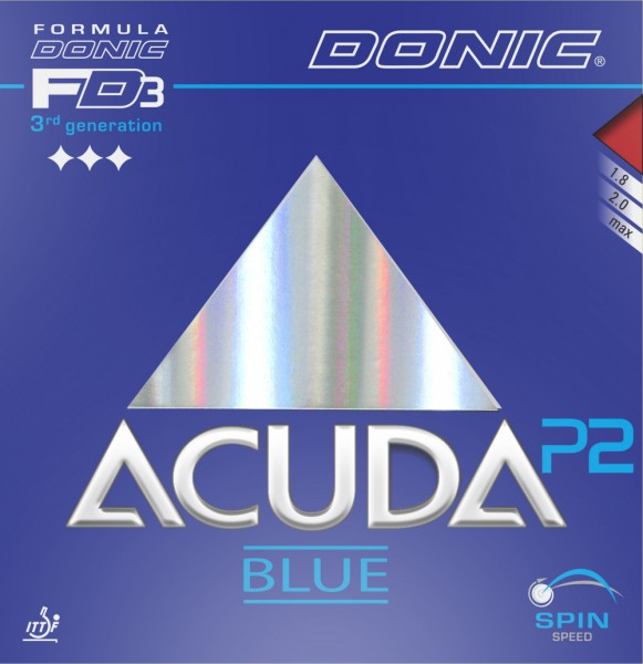 "DONIC ""Acuda Blue P2"""