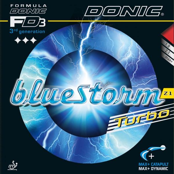 Belag DONIC Bluestorm Z1 Turbo