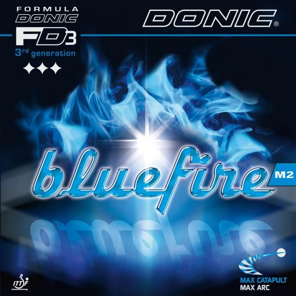 Tischtennis Belag DONIC Bluefire M2 Cover