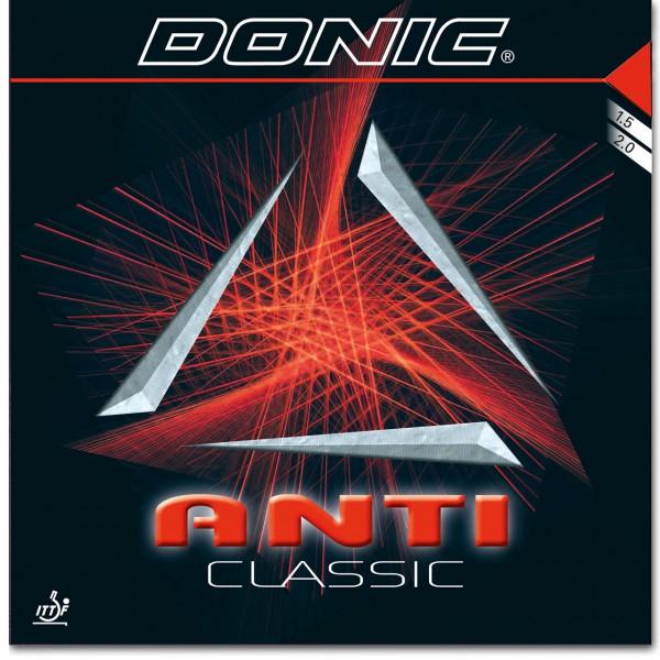 Tischtennis Belag DONIC Anti Classic Cover