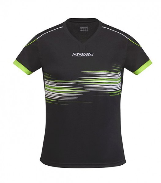 DONIC Ladies-Shirt Race schwarz