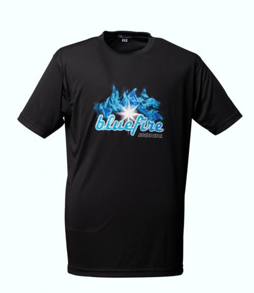 "DONIC ""Promo Shirt Bluefire"""