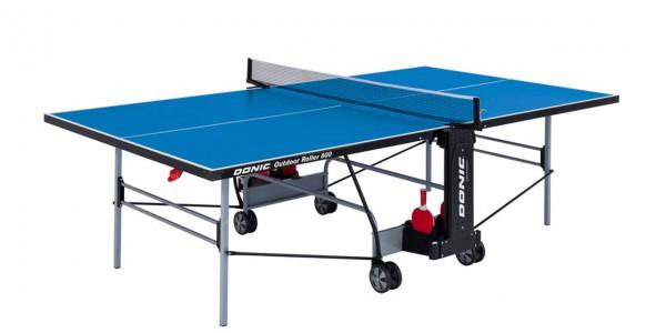 Tischtennis Tisch DONIC Outdoor Roller 800 -5