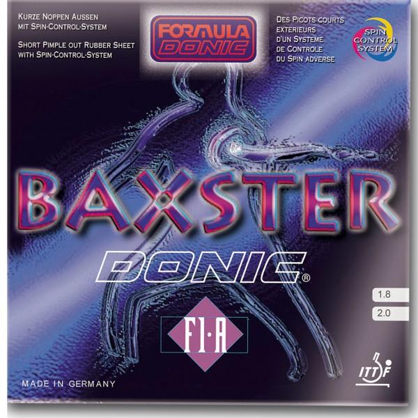 Tischtennis Belag DONIC Baxster F1-A Cover