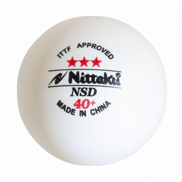 Tischtennis Ball Nittaku SD 40+ *** Cell-Free