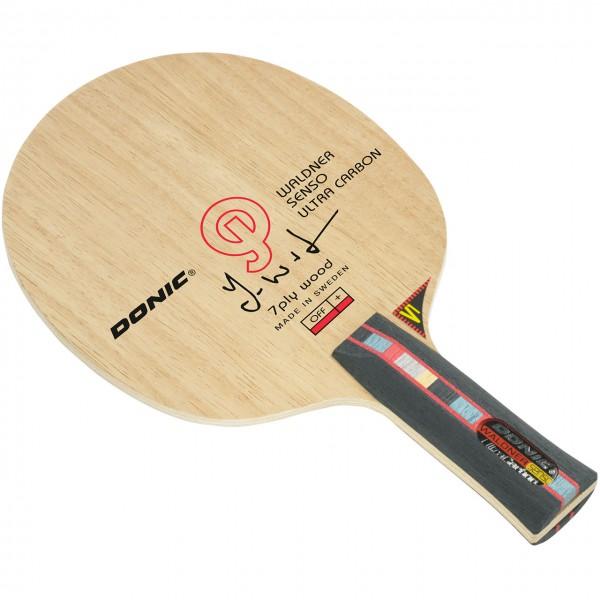 Tischtennis Holz DONIC Waldner Senso Ultra Carbon