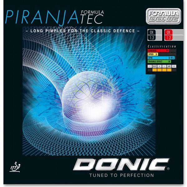 Tischtennis Belag DONIC Piranja TEC Cover