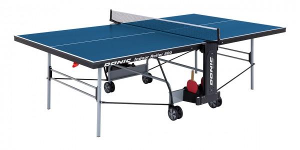 DONIC Tischtennistisch Indoor Roller 800