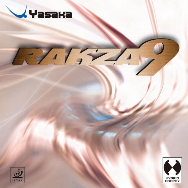 Tischtennis Belag Yasaka Rakza 9 Cover