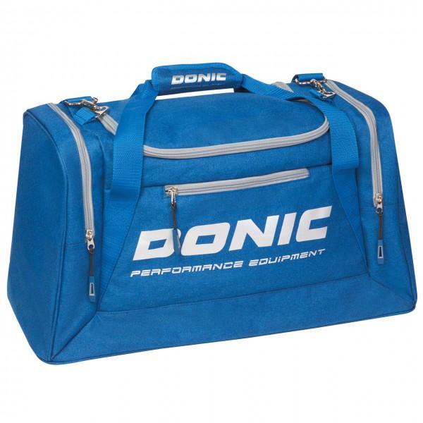 DONIC Sporttasche Snipe blau melange