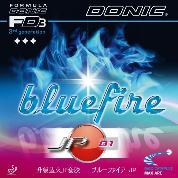 Tischtennis Belag DONIC Bluefire JP01 Cover