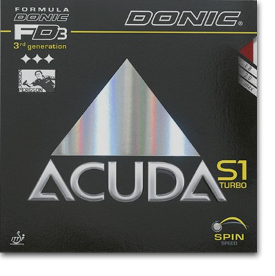 "DONIC ""Acuda S1 Turbo"""