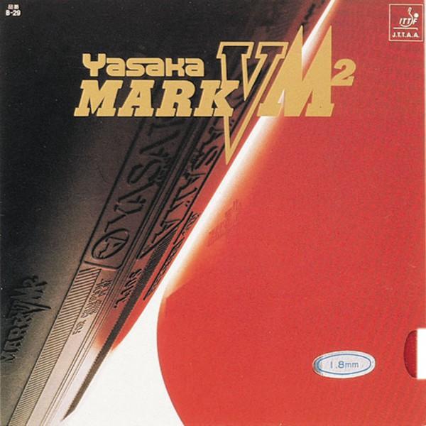 Tischtennis Belag Yasaka Mark V M2 Cover