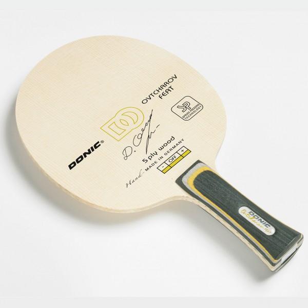 Tischtennis Holz DONIC Ovtcharov Feat