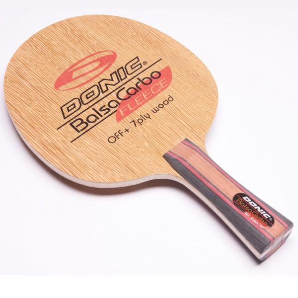 Tischtennis Holz DONIC Balsa Carbo Fleece