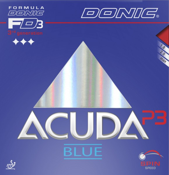 "DONIC ""Acuda Blue P3"""