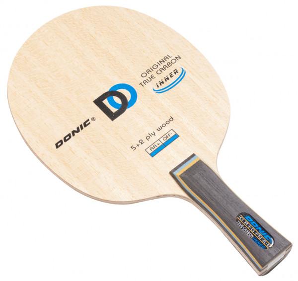 Tischtennis Holz DONIC Original True Carbon Inner
