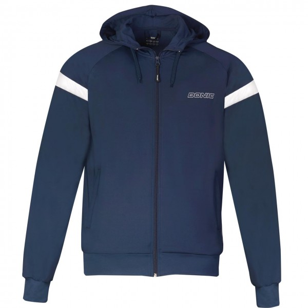 DONIC Trainingsanzugjacke Hype navy