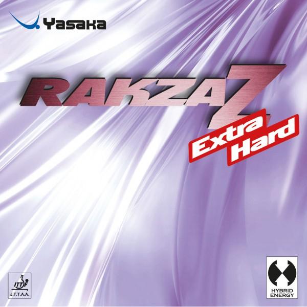 Cover Tischtennis Belag YASAKA Rakza Z Extra hard
