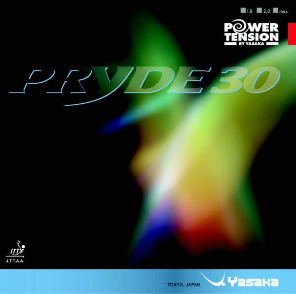 Tischtennis Belag Yasaka Pryde 30 Cover