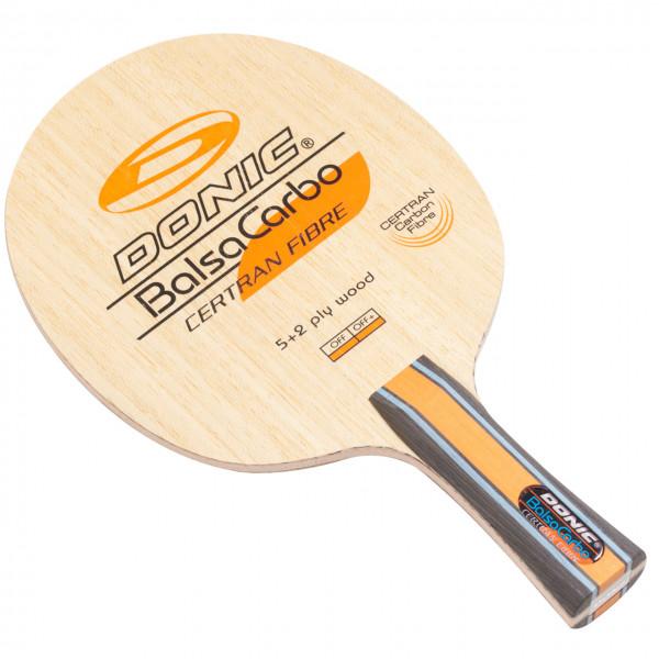 Tischtennis Holz DONIC Balsa Carbo Certran Fibre