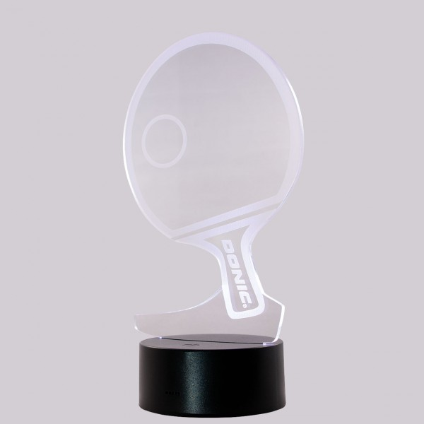 DONIC LED trophy lamp - color white