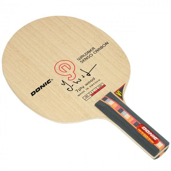 Tischtennis Holz DONIC Waldner Senso Carbon