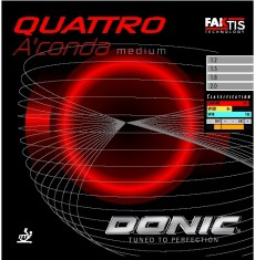 """DONIC """"Quattro A'Conda Medium"""""""