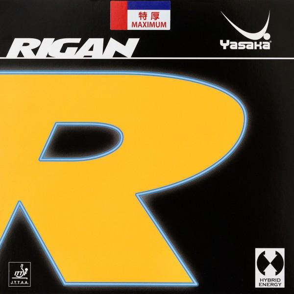 Tischtennis Belag YASAKA Rigan Cover