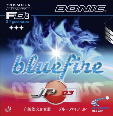 "DONIC ""Bluefire JP 03"""