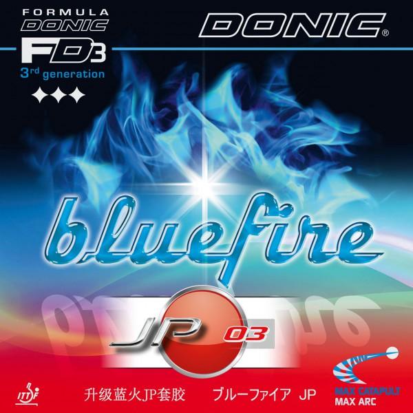 Tischtennis Belag DONIC Bluefire JP03 Cover