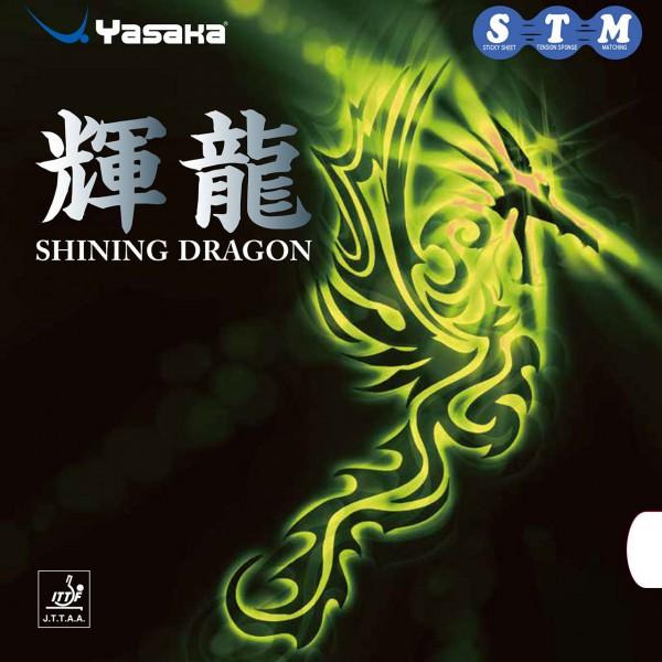 Tischtennis Belag Yasaka Shining Dragon