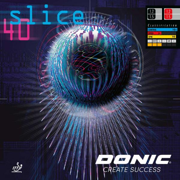 Tischtennis Belag DONIC Slice 40 Cover