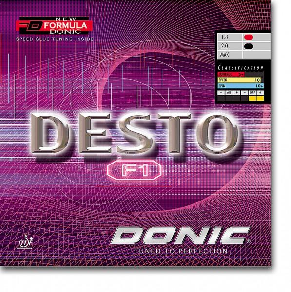 """DONIC """"Desto F1"""""""