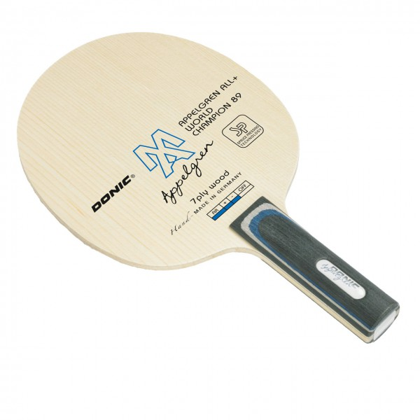 Tischtennis Holz DONIC Appelgren All+ World Champion 89