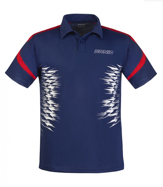 DONIC Polo-Shirt Air marine