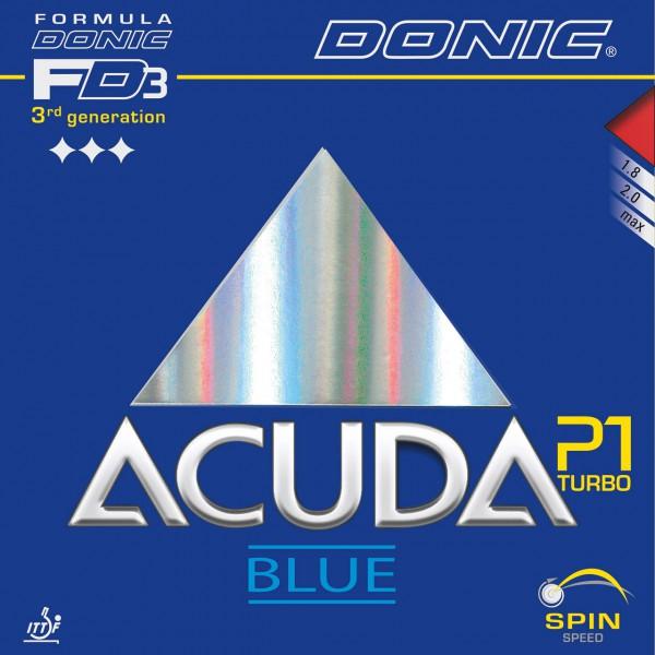 Belag DONIC Acuda Blue P1 Turbo